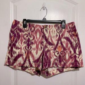 Printed Sonoma shorts